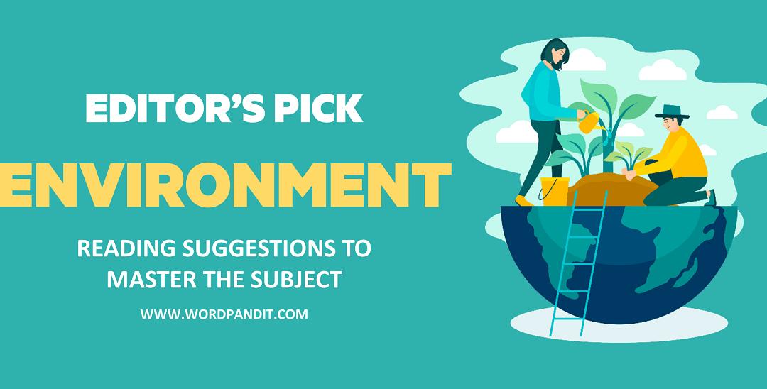Editor's Pick: Environment
