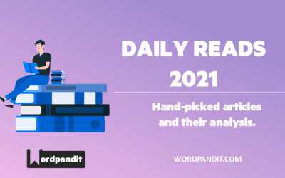 Daily Reads-2021: Article-1