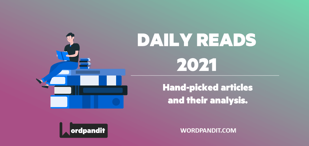 Daily Reads-2021: Article-2